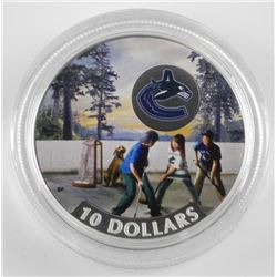 2017 $10 Passion to Play: Vancouver Canucks - Pure