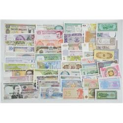 World Paper Money Collection - Binder