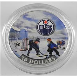 2017 $10 Passion to Play: Edmonton Oilers - Pure S