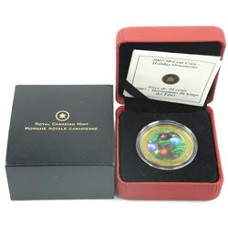 2007 - 50 Cent Coin 'Holiday Ornaments'