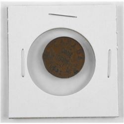 1925 CAD One Cent Key Date