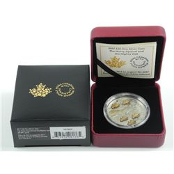 .9999 Fine Silver $20.00 Coin 'The Nutty Squirrel