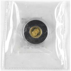 .9999 Fine Pure Gold Coin Pallas Athene