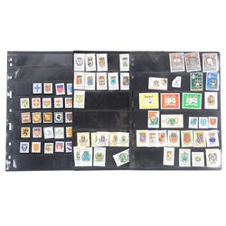 Estate Lot Stamps Venezuela - Antigua etc