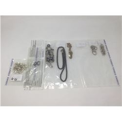 Evidence Bag Assorted Jewelry 6-Pack