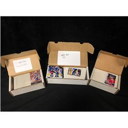 MIXED SPORTS TRADING CARDS LOT (1993 UPPER DECK BASKETBALL/ 1993 UPPER DECK HOCKEY...)