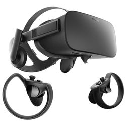 Oculus Rift + Touch Virtual Reality System - Windo