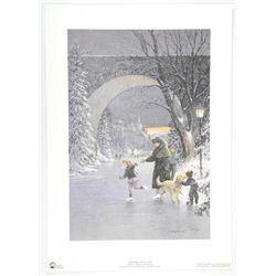 Doug Laird Hand Signed and Limited Edition Litho -