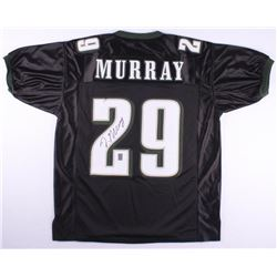 DeMarco Murray Signed Eagles Jersey (Murray Hologram)