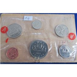1977 CANADIAN PROOF MINT SEALED COIN SET