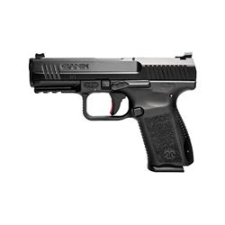 CANIK TP9SF ELITE 9MM 4.19 15RD BLK