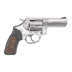 "RUGER SP101 327FED 3"" STN 6RD"