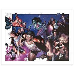 House of M #6 by Stan Lee - Marvel Comics