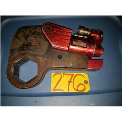 HYTORC XLCT 8 HEXA HYDRAULIC TORQUE WRENCH 11,000 NM