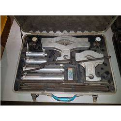 A-Line MFG Alignment Tool Set Box 551 PRECISION SHAFT COUPLING CLAMP HUB