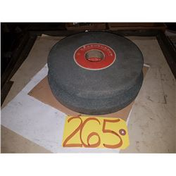 "Carborundum Grinding Wheel 10"" x 1"" x 2"""