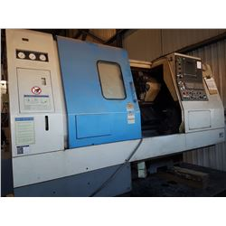 Hyundai 2003 CNC Lathe model: HIT-250M  (working A+)