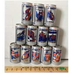 GR OF 12, 1990 MOLSON INDY CANS
