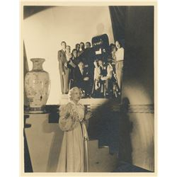 Marion Davies (7) oversize photographs from Hearts Divided.