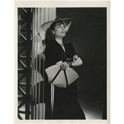 Joan Crawford (6) special portrait photographs by Laszlo Willinger and others.