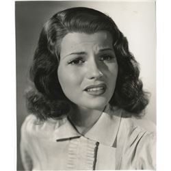 Rita Hayworth (17) photographs from The Lady in Question, Blood and Sand & Tonight and Every Night.