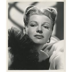 Rita Hayworth (16) photographs from Tonight and Every Night.