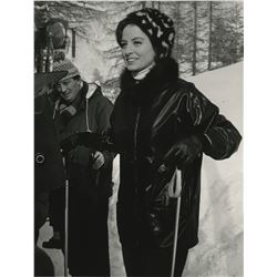 Capucine (7) oversize production photographs from The Pink Panther.