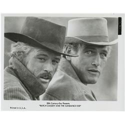 Robert Redford and Paul Newman (45+) photographs.