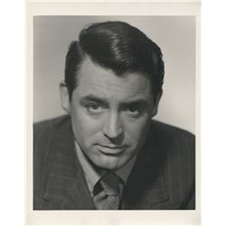 Cary Grant (2) oversize portrait photographs by Ernest A. Bachrach.