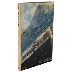 Donald Trump signed and inscribed Trump Tower coffee table book.