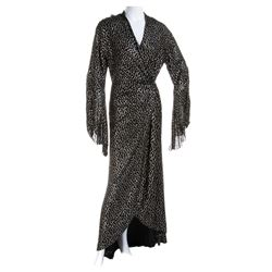 """Marlene Dietrich """"Shanghai Lily"""" signature publicity robe from Shanghai Express."""