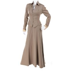 """Gail Russell """"Cissy Lathrop"""" costume from The Great Dan Patch."""