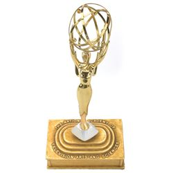 Unattributed Emmy Award from a regional Chapter.