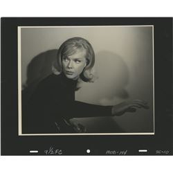 Honey West (10) photographic title cards featuring Anne Francis.