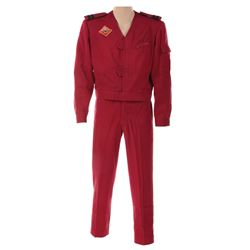 """Gary Conway """"Capt. Steve Burton"""" Spindrift uniform from Land of the Giants."""