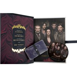 Penny Dreadful deluxe industry insider press kit.