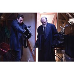 """Abraham Setrakian's"" signature silver nail gun also used by ""Ephraim Goodweather"" from The Strain."