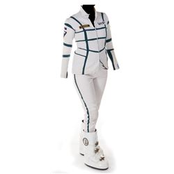 "Bess Rous ""Karen Lipinski"" spacesuit from Other Space."
