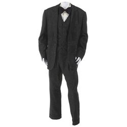 """Jerry Lewis """"Prof. Julius Kelp"""" production made (3)-piece suit from The Nutty Professor."""