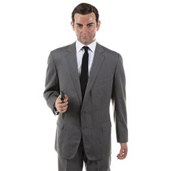 """Sean Connery """"James Bond 007"""" screen worn signature suit from You Only Live Twice."""
