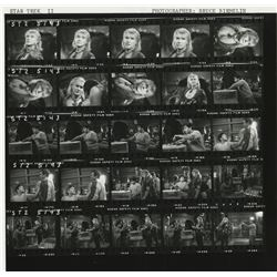 Star Trek II: The Wrath of Khan (200+) behind-the-scenes contact sheets.