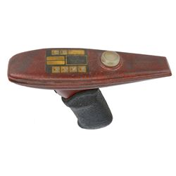 Red Federation Type 2 Phaser with holster from Star Trek: The Motion Picture and Star Trek 3.