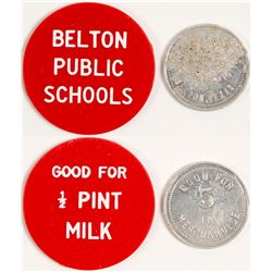 Thos. A Cook and Public School, Belton, TX