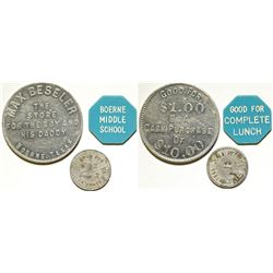 Store For the Boy and his Daddy Tokens
