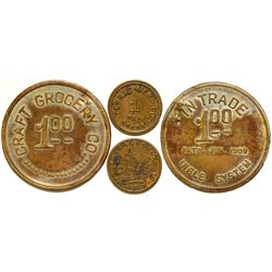 One Rare and One Unlisted Token