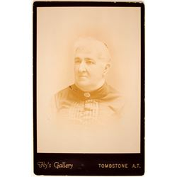 Fly Photograph Cabinet Card
