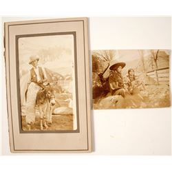 Two Western photos