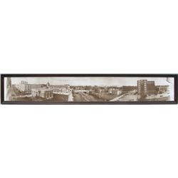 Panoramic View of Reno (Reprint)