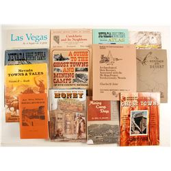 Library of Nevada Towns
