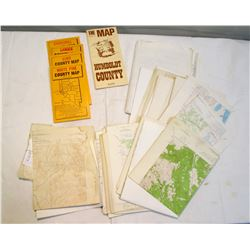 Nevada Topo Map Collection